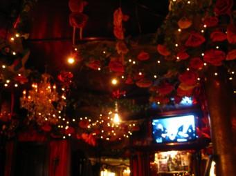 Le bar de princesse